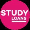 Study Loans Pink Logo
