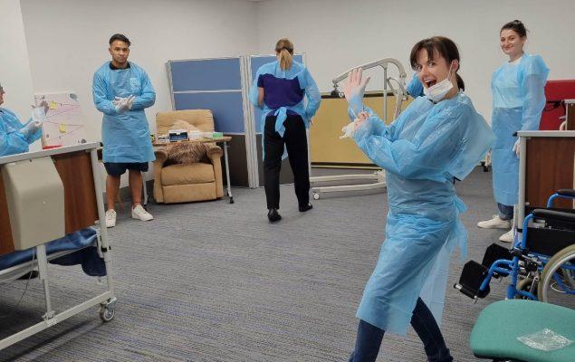 GeSS Education Gold Coast - prac day-01